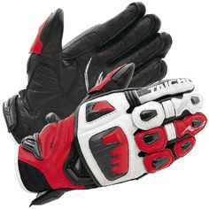 RS Taichi RST400 High Proctection Leather Glove