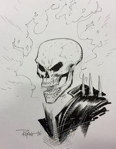 Ghost Rider by Ryan Ottley