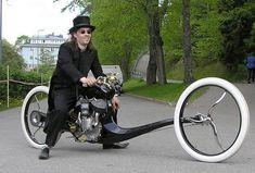 La moto mas rara. - Página 5