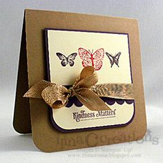Kindness matters by ilinacrouse - Cards and Paper Crafts at Splitcoaststampers