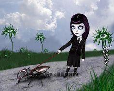 Toon Hertz  - (bug on a leash)
