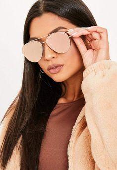 822149de9830 Quay Australia X Jaclyn Hill Roxanne Pink Gold Sunglasses  ad Stylish  Sunglasses