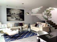 23 salas pequeñas y hermosas con ideas para renovar la tuya (de Valeria Olave)