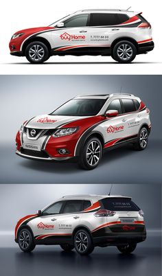 Check out this Vehicle wrap design from ArcDesignz !