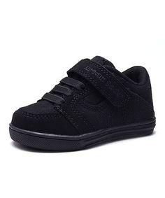 Love this All-Black Sneaker on #zulily! #zulilyfinds