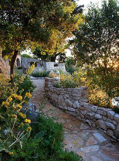 The Rou Estate, Corfu, Clive Nichols