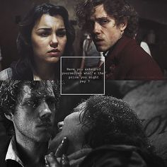 This is the most heartbreakingly beautiful thing I've ever seen. Deep down I ship Enjonine.