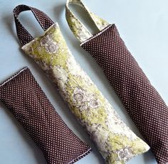 Much Ado About Nothing: ~Making Therapeutic Rice Bags~