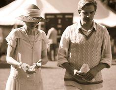 Cricket, Downton style