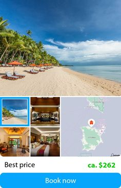 Santiburi Beach Resort & Spa (Maenam Beach, Thailand) – Book this hotel at the cheapest price on sefibo.