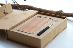 Remake Your iPhone With Wood. Love this