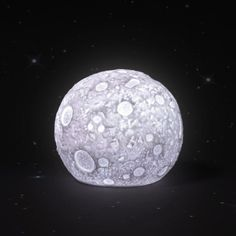 If, like moon mega-fan Michael Stipe, you're into all things luna - this lamp is sure to get you all hot under the collar. Let a little piece of the solar