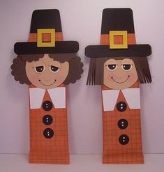 Pilgrim Candy Bar Wrapper by !Beth! - Cards and Paper Crafts at Splitcoaststampers