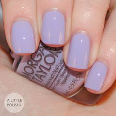 A Little Polish: Morgan Taylor - Swatches Review