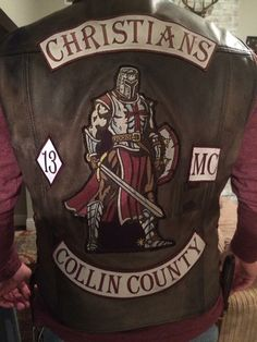 Outlaw motorcycle club Christian motorcycle club