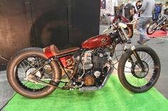 BUBBLE VISOR: Sparetime - Joints Custom Bike show 2014 - part 1