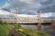 5/24/08 Meridian Bridge into Yankton, SD