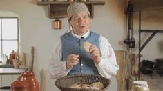 Ship's Bisket: 18th Century Breads, Part 1.  Cooking with Jas. Townsend ...