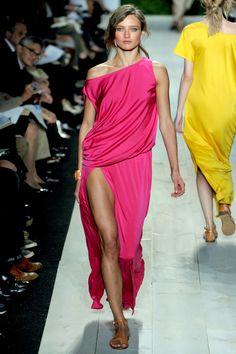 Mickael Kors -- looks like something i would wear on the beach somewhere