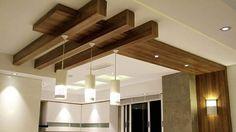 Wooden Ceiling Design, House Ceiling Design, Ceiling Design Living Room, Bedroom False Ceiling Design, Wooden Ceilings, Living Room Designs, House Design, False Ceiling Living Room, Decorating Your Home