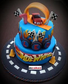 hot wheels birthday cakes - Google Search