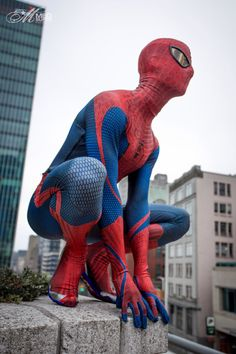 Character: Spider-Man / From: MARVEL Comics & Sony Films 'The Amazing Spider-Man' / Cosplayer: Unknown