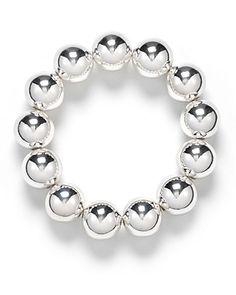 Lauren by Ralph Lauren Stretch Bead Bracelet $38.00