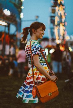 The Clothes Horse: Carnival Days