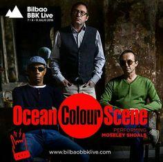 Ocean Colour Scene to play #BilbaoBBK Live in 2016