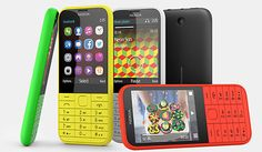Nokia has just launched the Nokia 225 and 225 Dual-SIM phones which are the company's most affordable internet-ready phones costing about (about Rs. with display, 2 megapixel camera, 1200 mAh battery Smartphone Reviews, Android Smartphone, Dual Sim Phones, Smart Phones, Newest Smartphones, Nokia 2, Mobile News, Best Android, Dual Sim