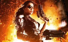 Machete Kills Michelle Rodriguez Wide  #Kills #Machete #Michelle #Rodriguez #Wide