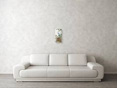 Wall View 003 Thomas Darnell, Flying Bird Silhouette, Beyond Wonderland, Aluminium Sheet, Outdoor Art, Abstract Flowers, Got Print, Stretched Canvas Prints, Beautiful Paintings