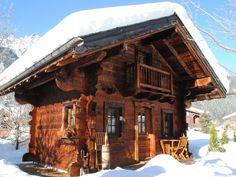 Delizioso chalet a Chamonix, per una vacanza romanticissima