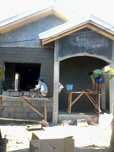 Philippines House | Panoramio - Photo of my small house ...