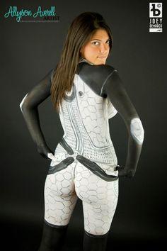 cosplay Mass effect miranda