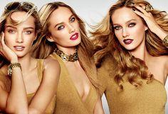 Karmen pedaru nueva imagen de michael kors para la linea de fragancias sporty sexy glam