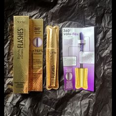 """❌SOLD!❌Tarte """"Lights, Camera, Flashes!"""" Mascara ❌❌SOLD!!❌❌ Tarte Cosmetics: """"Lights, Camera, Flashes"""" Statement Mascara. -- Brand New & in Box, Never Used, Never Tested. Full Size- Guaranteed Authentic. Tarte Makeup Mascara"""