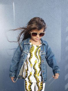 Another snakepant love from Mini Rodini 2014 via Rags + Paper on La Petite by Kenziepoo.