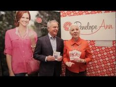 Join Penny and Steve as they share important information about Celebrating Homes new Penelope Ann product line!
