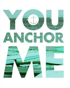 Anchor yourself. You won't go adrift because you depended on someone else to be your anchor. - Jacki Whitford