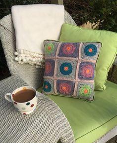 Crochet Club: Granny Cushions!