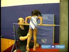 How to Teach Preschool Gymnastics : Pull Over Move for Preschool