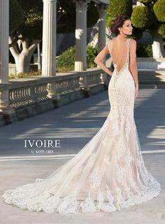 Wedding Dresses | Bridal Gowns | 2016 IVOIRE NEW YORK - Makayla