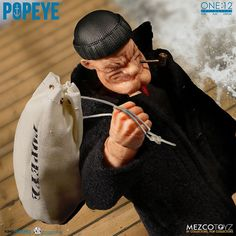 #Mezco #Popeye #Sailor #Toys
