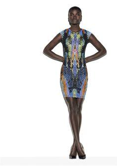 5F Dresses | McQ by Alexander McQueen