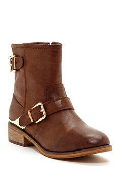 HauteLook | Hot For Fall: Boots & More: Inrriena Metal Back Cap Bootie