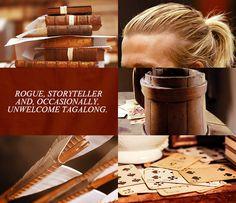 Dragon Age || Aesthetics - Varric Tethras, the sunshine of my life