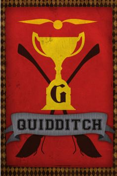 Quidditch Champions House Trophy Poster Print Posters at AllPosters ...