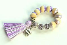 Silver Unicorn Charm Bracelet