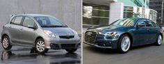 The best and worst cars of 2012. Toyota's Yaris suffers from a noisy cabin, uncomfortable seats, and a poor interior. - http://www.PaulFDavis.com global business consultant (info@PaulFDavis.com)
